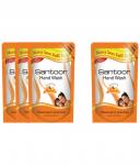 Santoor Handwash 180 ml Buy 3 Get 1 Free