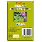 Radico Organic Indigo Leaf Powder
