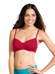 Jockey Passionate Red Non-wired Padded Bra 38B