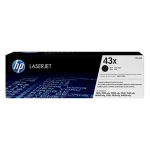HP 43X Laserjet Printer Cartridge