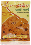 Aadishree Gruha Utpadane Instant Chakali Mix, 200 grams (Pack of 3)