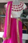 Navratri Special Hand Embroidered Lehenga