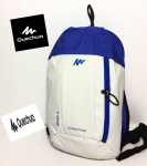 Quechua Arpenaz 10 Litre Hiking Backpack (white/ Blue)