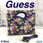 GUESS Dark Blue Picnic Bags