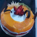 CakesNCakes Orange Fruit cake