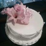 CakesNCakes Flower Cake