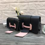 Combo Pack Of 2 Sling Bag-Black
