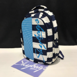 Skybags Waterproof  Blue  Backpack