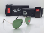 Ray-Ban Green Aviator Sunglasses