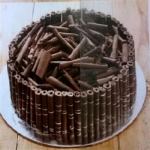 CakesNCakes Chocolate Cigar Cake