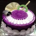 CakesNCakes Blueberry Cake