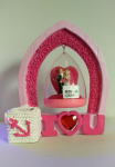 Valentine's Day Showpiece Gift Set/Birthday