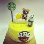 CakesNCakes Starbucks Coffee Cake