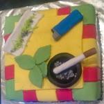 CakesNCakes Weed Box Cake