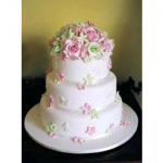 CakesNCakes The Rosewood 3 Tier cake