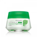 Optimals White Oxygen Boost Night Cream Oily Skin-26842