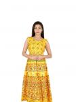 Cotton Fancy Rajasthani Maxi Kurtis Vol 1 Summer Special S-145111 Size-38
