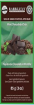 Barkley's Solid Dark Chocolate Bar Mint Chocolate Chip