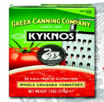 Kyknos Whole Crushed Tomatoes