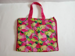 Waterproof Vegetable Bag With Chain Pink