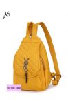 YVES SAINT LAURENT Imported Bagpack Yellow