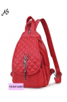 YVES SAINT LAURENT Imported Bagpack Red