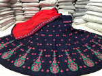 Navratri Special - Ethnic Design With Embroider...