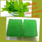 Handmade Neem Tulsi Soap 90g