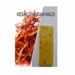 Homemade Kesar Haldi Chandan Soap 90g