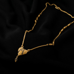 PNG Gold Fancy Mangalsutra MS-863961.