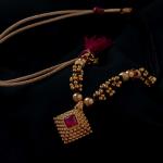 PNG Gold Gokak Mangalsutra MS-885301.