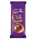 Cadbury Dairy Milk Silk Caramello Chocolate Bar