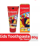Colgate Spiderman Bubble Fruit Toothpaste For Kids