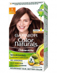 Garnier Color Naturals Hair Color, Shade 5, Light Brown