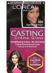 L'Oreal Casting Creme Gloss, Darkest Brown Hair Colour