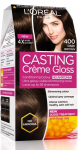 L'Oreal Paris Casting Creme Gloss Hair Color  (Dark Brown 400)