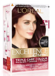 L'Oreal Paris Excellence Creme Hair Color  (Burgundy 316)