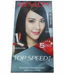 Revlon Top Speed Hair Color for Woman, Natural Brown 60