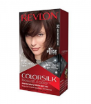 Revlon Color Silk, Dark Mahogany Brown, 158g