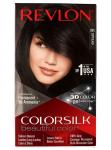 Revlon Colorsilk Hair Color, Soft Black 1Wn