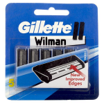Gillette Wilman II Cartridges 5 Blades