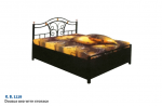Double Bed With Storage K.B. 1119.