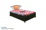Double Bed With Storage K.B. 1118.