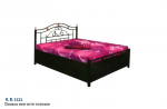 Double Bed With Storage K.B. 1121.