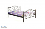 Double Bed With Storage K.B. 1123.