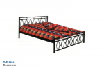 Double Bed With Storage K.B. 1124.