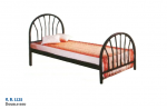 Double Bed With Storage K.B. 1125.