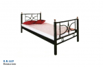 Double Bed With Storage K.B. 1127.