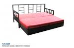 Sofa Cum Double Bed With Storage K.B. 1129