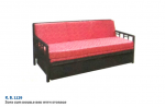Sofa Cum Double Bed With Storage K.B. 1129